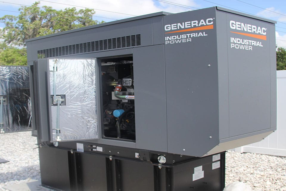 commercial generators florida