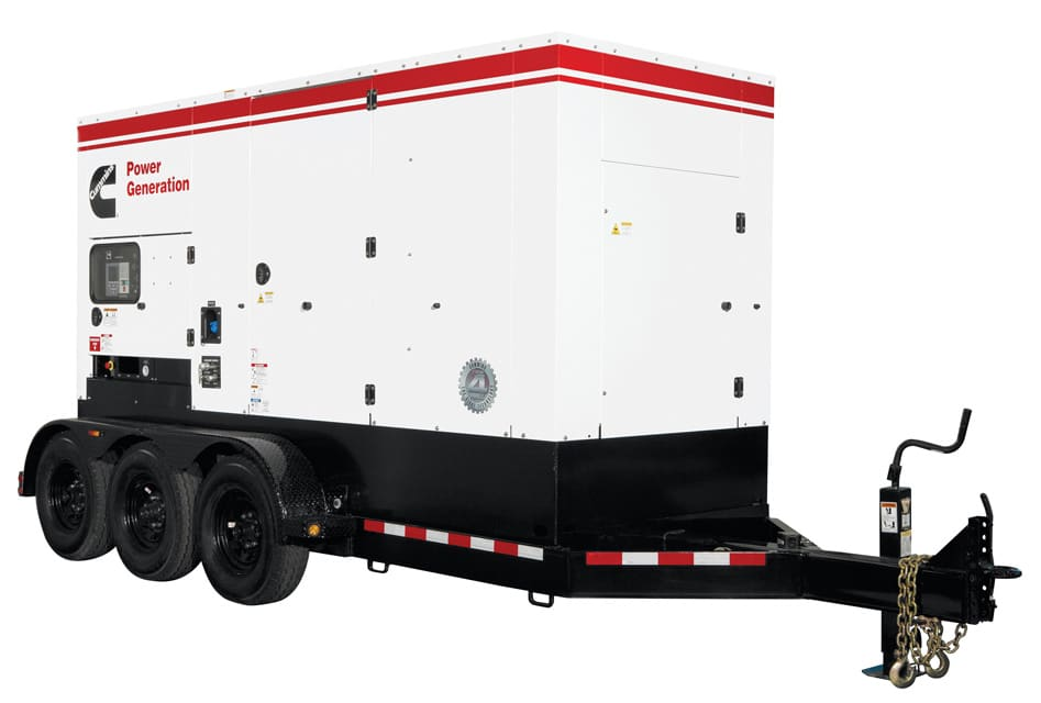 Commercial Backup Generator