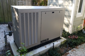 Florida Power Residential use Generator