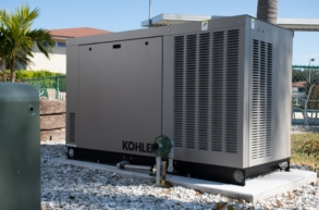 Commercial Use Kohler Generator