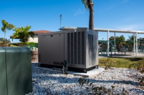 Commercial Generator Service