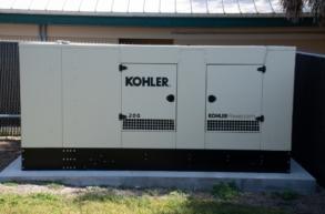 Kohler Generator 200