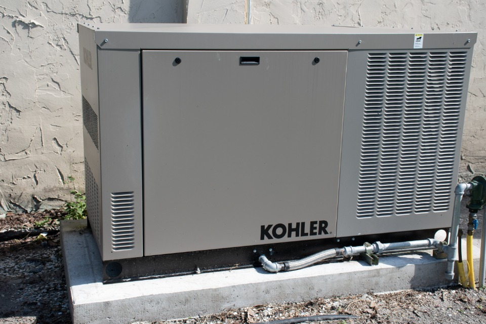 Fl Power Commercial Generator