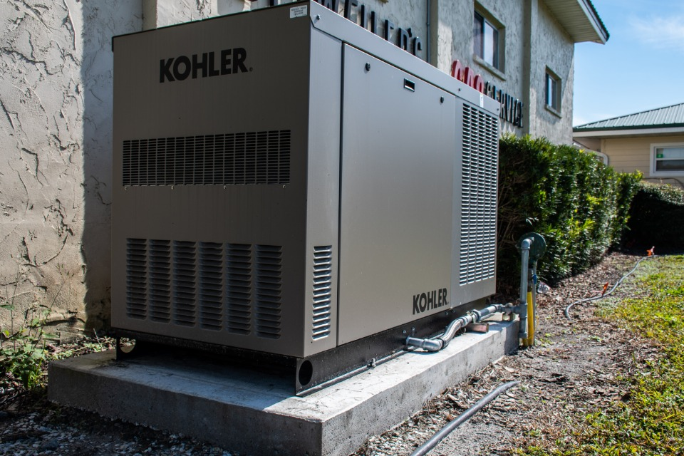 commercial power solutions