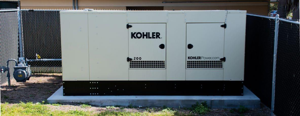 commercial generators kohler