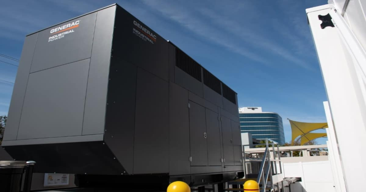 """Featured image for """"Residential Generator Sales and Installation"""""""
